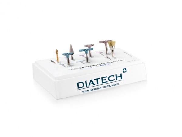 DIATECH Finishing & Polishing Kit for BRILLIANT Crios