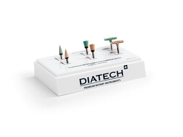 DIATECH ShapeGuard Zirconia Polishing Plus Kit
