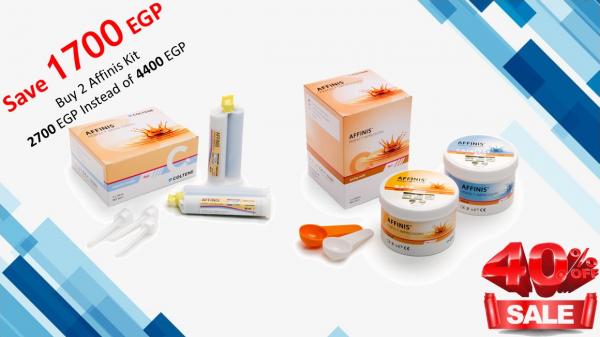Affinis 2 kits (Bundle Offer)