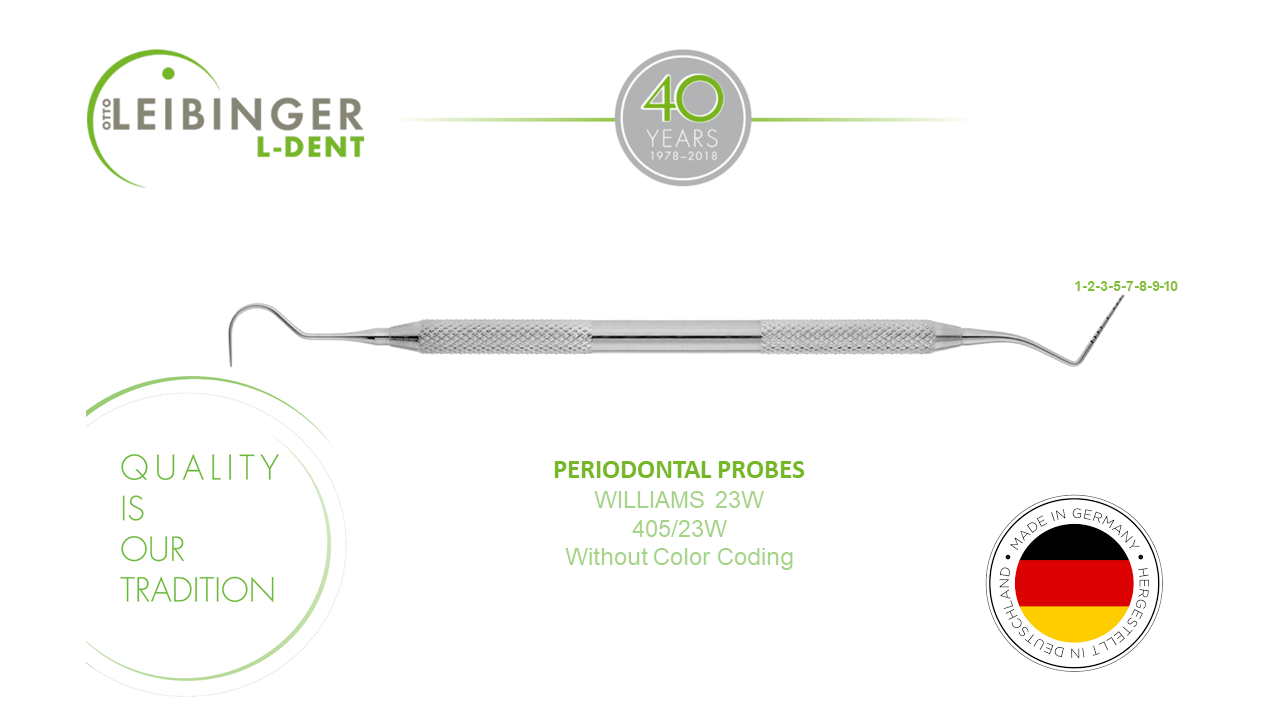 Williams PERIODONTAL PROBES